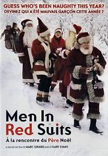 BRAND NEW DVD // Men In Red Suits // SANTA CLAUS SECRETS /CHRISTMAS // HILARIOUS