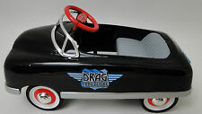 Pedal Car 1940s Ford Drag Race Hot Rod Street Racing Stock Dragster Midget Model