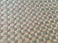 Romo Soft Textured Dot Chenille Upholstery Fabric- Lorne Mineral 2.75 yd 7500/05