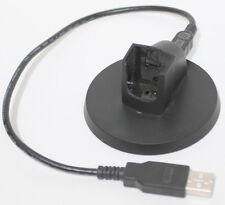 Cuffie wireless Sony ps3 culla di ricarica e cavo USB
