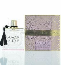 L'amour by Lalique for Women Eau De Parfum 3.4 oz 100ml Spray Sealed