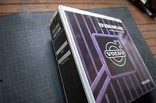 VHD64B Volvo Truck spare parts manual catalog book 2001 list cab chassis wiring