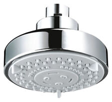Chrome Five function quality fixed shower head, suitable for low and high press