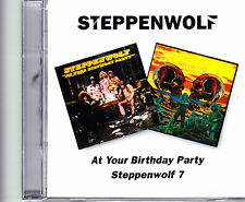 STEPPENWOLF at your birthday oarty/steppenwolf 7 2CD NEU OVP/Sealed