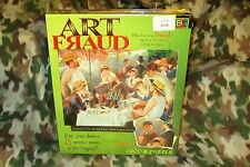 1026 Piece Buffalo Games Jigsaw Puzzle Art Fraud Luncheon Of The Boating Party
