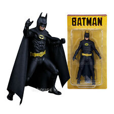 "7"" BATMAN figure 1989 MICHAEL KEATON movie SPECIAL EDITION dark knight NECA 2014"