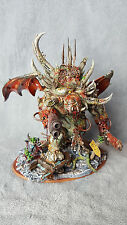 Warhammer 40k  Imperial Knight  Chaos Space Marines Glotkin  Knight  pro painted
