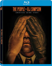 American Crime Story: People V Oj Simpson - 3 DISC  (2016, REGION A Blu-ray New)