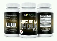 NUEZ DE LA INDIA  with Chia & Quinoa 100% Natural. Lose Weight While You Sleep
