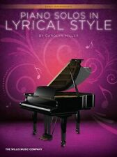 Piano Solos In Lyrical Style Learn to Play Tango Espanol Songs Music Book