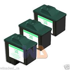 3 BLACK #16 Lexmark Ink Cartridge 16 LEXMARK 16 for i3 Z601 Z13 Z23 Z611 Z615