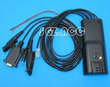 5 in 1 Programming Program Cable for Motorola Radio GP300 CP040 CT150 GP68 GM300