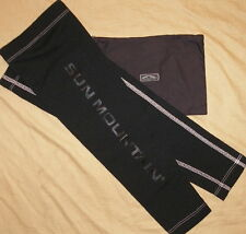Sun Mountain Thermal Sleeves Med (Black)