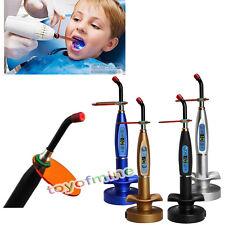 Dentiste dentaire 10W sans fil sans fil à photopolymériser LED Lampe 2000MW