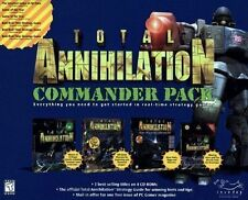 Total Annihilation Commander Pack PC (Win XP, Vista, 7, 8, 10, Mac OS X)