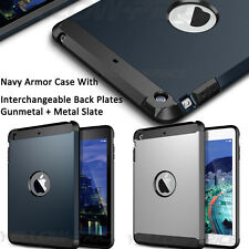Full Protection Extreme-Duty Hybrid Shockproof Silicone Case for iPad Mini Model