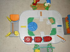 Fisher Price Little People Train Set Con Sonidos