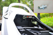 ST Stainless Iron Silver Seat Cover Cushion Lock For Honda CB400 V-TEC 2004-2013