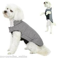 Hunde Mantel Pepita- Hundemantel mit TEFLON® - Größe 36 -  16074