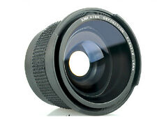 52mm Fisheye Lens Wide Angle Macro 0.35X for Nikon Canon SLR Camera lens 18-55mm