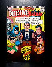 COMICS: DC: Detective Comics #357 (1966) - RARE (justice league/batman/flash)