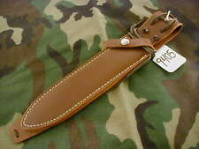 """RANDALL KNIFE SHEATH FOR MODEL #12-9""""14G  BROWN CAUTION DON'T USE ORIG #9405"""