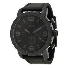 NEW Fossil Nate Men's Chronograph Watch - JR1354
