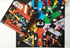 Colección completa 24 Figuras Star Wars + Tablero (Parchís de 4 a 6 jugadores)