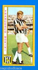 CALCIATORI PANINI 1969-70 - Figurina-Sticker - MORINI - JUVENTUS -Rec