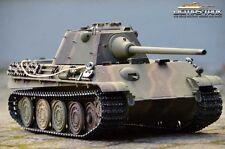 NEU RC Panzer 2.4 GHZ Panther Ausführung F Taigen Profi Metall Edition BB 1:16