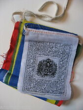 Tibetan Buddhism Goddess of Compassion Tara Small Prayer Flags