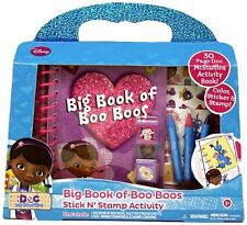Tara Toy Doc McStuffins Big Book of Boo Boo`s , New, Free Shipping