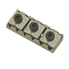 Genuine Floyd Rose ® Special Series Locking Nut: Antique Silver, R2