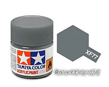 TAMIYA COLOR XF-77 IJN Gray Sasebo Arsenal Model ACRYLIC PAINT 10ml Free Ship