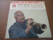 33 tours le disque d'or de sidney bechet volume 2 moulin a cafe