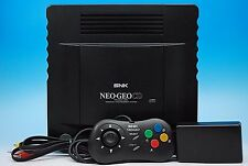 Free Shipping Neo Geo CD Console System Neogeo SNK Japan Very Good condition