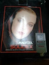 Solidex Magicool Cordless Quartz Videolight Systempac for Camcorder