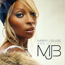 CD Single U2 & Mary J Blige One 2 tracks CARD SLEEVE NEW SEALED