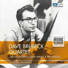 1960 Essen-Grugahalle von Dave Quartet Brubeck (2010), Vinyl, 180g, Neu OVP