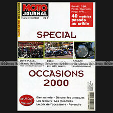 MOTO JOURNAL HS 2003 HORS-SERIE ★ GUIDE D'ACHAT / OCCASIONS 2000 ★ 40 Modèles !