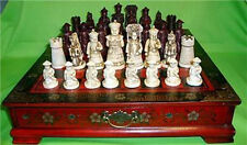 32 Pieces Chess A set of chess with wooden Coffee table #346
