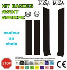 STICKERS KIT BANDE CAPOT MINI COOPER ONE AUSTIN REF: 2