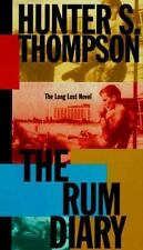 The RUM DIARY: A LONG LOST NOVEL-ExLibrary