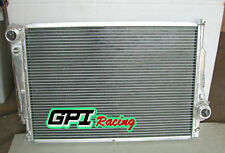 Aluminum radiator for BMW E46 M3 330D 328 Ci 323 Ci 320 Ci 318 i Manual 99-07 91