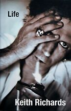 Life by Keith Richards (2010, Hardcover)