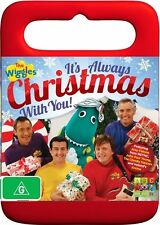 The Wiggles - It's Always Christmas With You DVD R4 - Fast Free Post!
