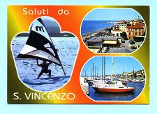 CARTOLINA - Livorno - San Vincenzo Saluti da...