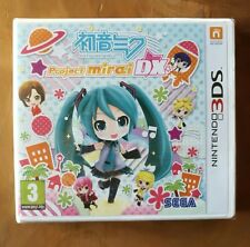 3ds -Nintendo- Hatsune Miku: Project Mirai DX - NEW !!-  PAL UK - Neuf blister