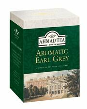 Genuine AHMAD TEA LONDON AROMATIC EARL GREY QUALITY  LOOSE  TEA  500g. !!!