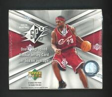 2005/06 UPPER DECK SPX BASKETBALL FACTORY SEALED 18 COUNT BOX PAUL RC ?